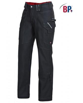 Pantalon worker stretch, genouillères intérieures