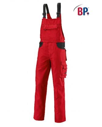 Salopette de travail rouge BP Performance