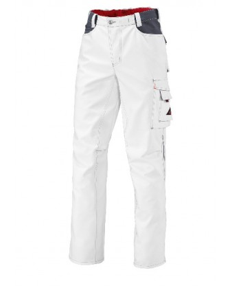 Pantalon de peintre blanc BP Performance