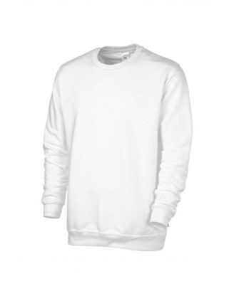 Sweat unisexe blanc